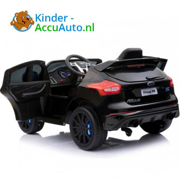 Ford Focus RS Kinderauto Zwart 5