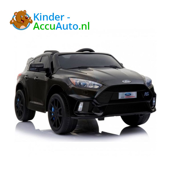 Ford Focus RS Kinderauto Zwart 6