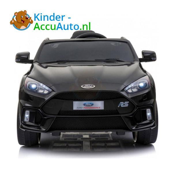 Ford Focus RS Kinderauto Zwart 7