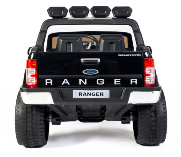 Ford Ranger F650 Zwart Kinderauto 2