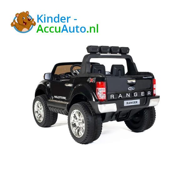 Ford Ranger F650 Zwart Kinderauto 7
