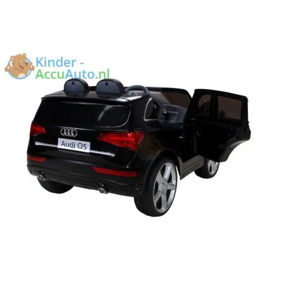 Kinder Accu Auto Audi Q5 zwart 10