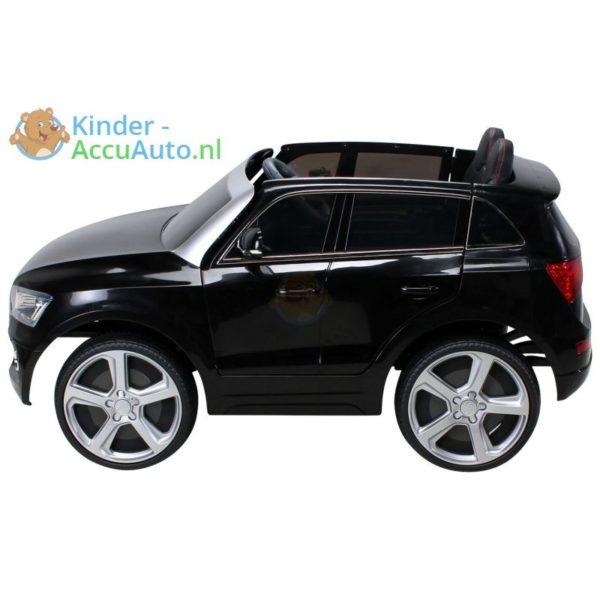 Kinder Accu Auto Audi Q5 zwart 3