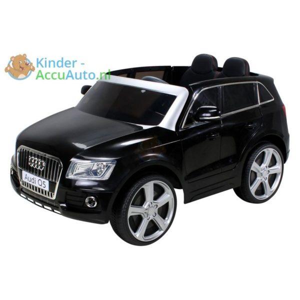 Kinder Accu Auto Audi Q5 zwart 4