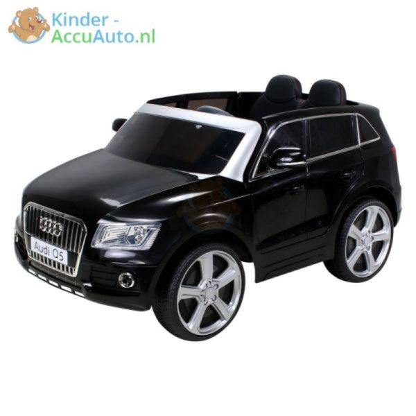Kinder Accu Auto Audi Q5 zwart