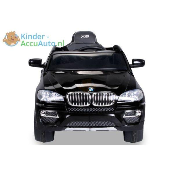 Kinder Accu Auto BMW X6 zwart kinderauto 3