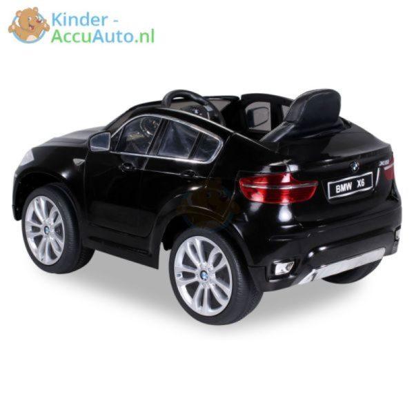 Kinder accu auto BMW X6 zwart kinderauto 2