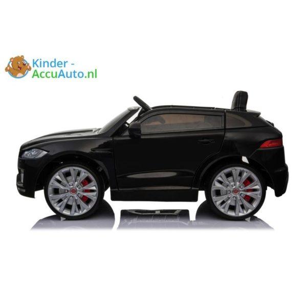 kinder accu auto f pace zwart kinderauto 7