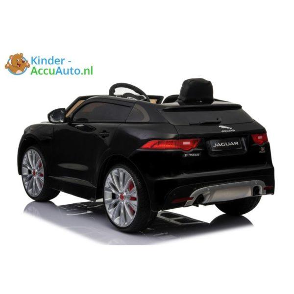 kinder accu auto f pace zwart kinderauto 6