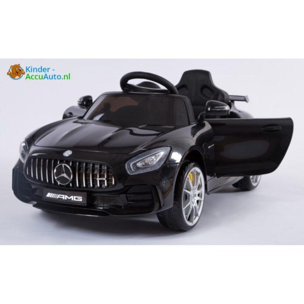 Kinder accu auto gtr amg kinderauto zwart 3