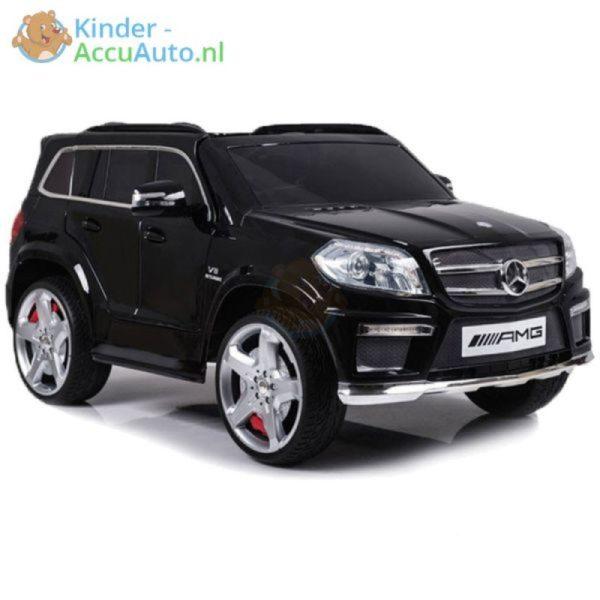 Kinder accu auto mercedes GL63 zwart 1