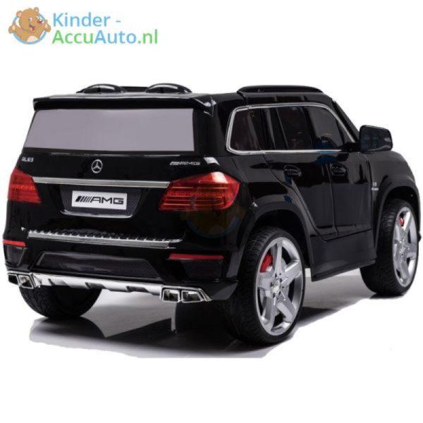 Kinder accu auto mercedes GL63 zwart 3