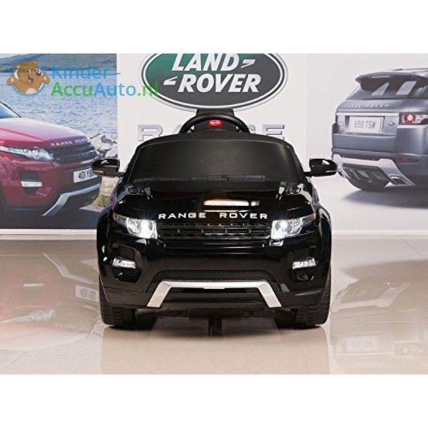 Kinder accu auto range rover evoque zwart kinderauto 15