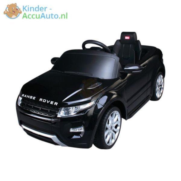Kinder accu auto range rover evoque zwart kinderauto 4