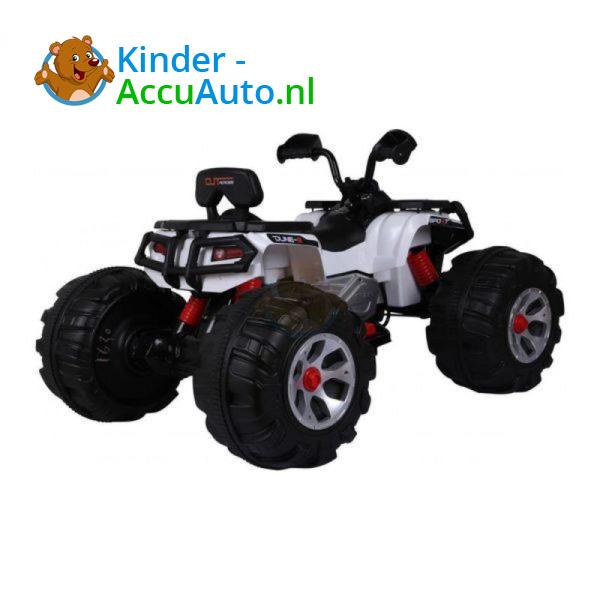 Kinderquad Monster ATV Wit 2