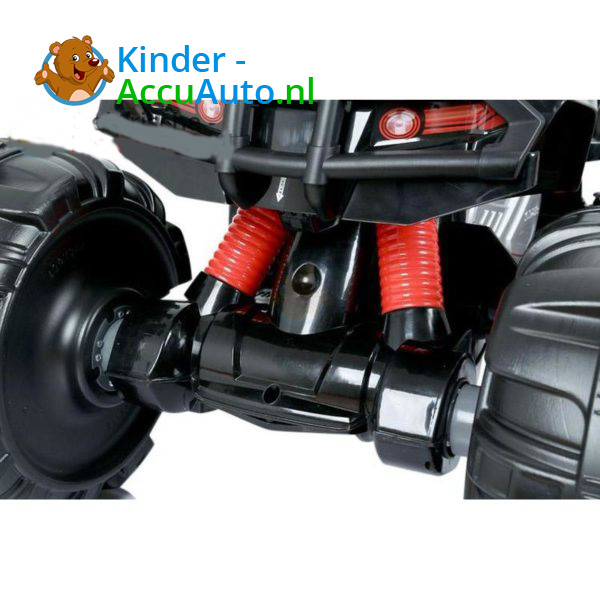 Kinderquad Monster ATV Wit 3