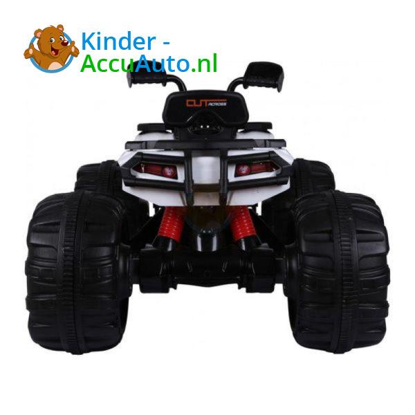 Kinderquad Monster ATV Wit 4