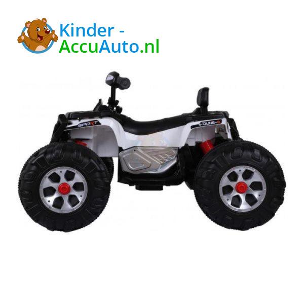 Kinderquad Monster ATV Wit 6