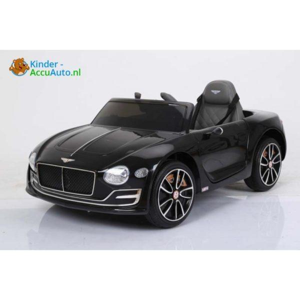 Kinder accu auto bentley exp12 zwart 5