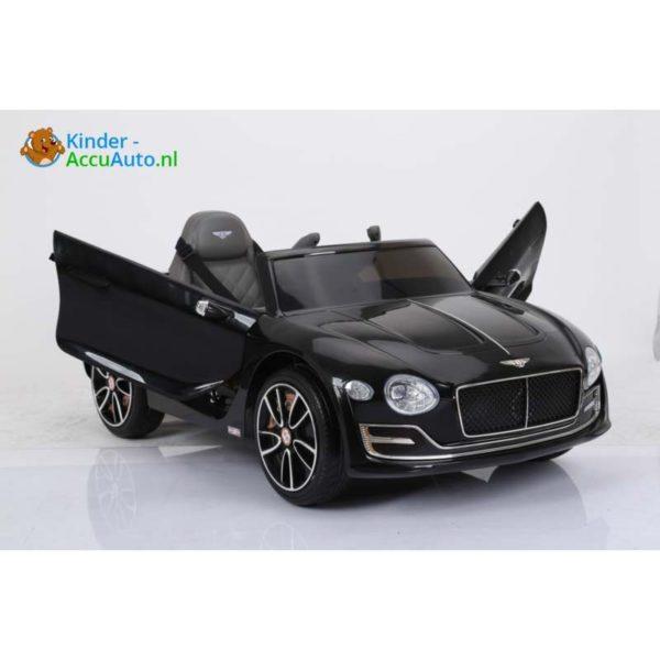 Kinder accu auto bentley exp12 zwart 6