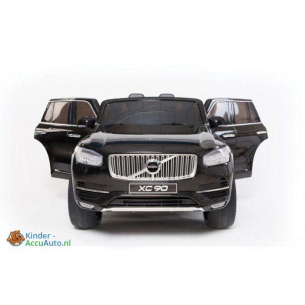 Kinder accu auto volvo xc90 zwart 4