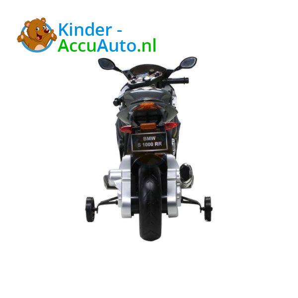BMW S1000RR Zwart Kindermotor 3