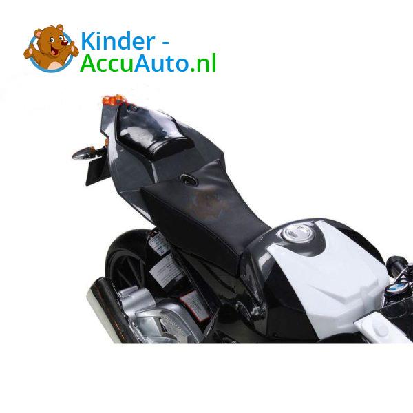 BMW S1000RR Zwart Kindermotor 8