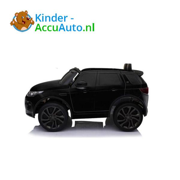 Land Rover Zwart Kinderauto Discovery 4