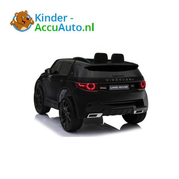 Land Rover Zwart Kinderauto Discovery 5