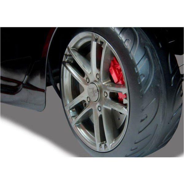 Maserati Gran Turismo Kinderauto Blauw