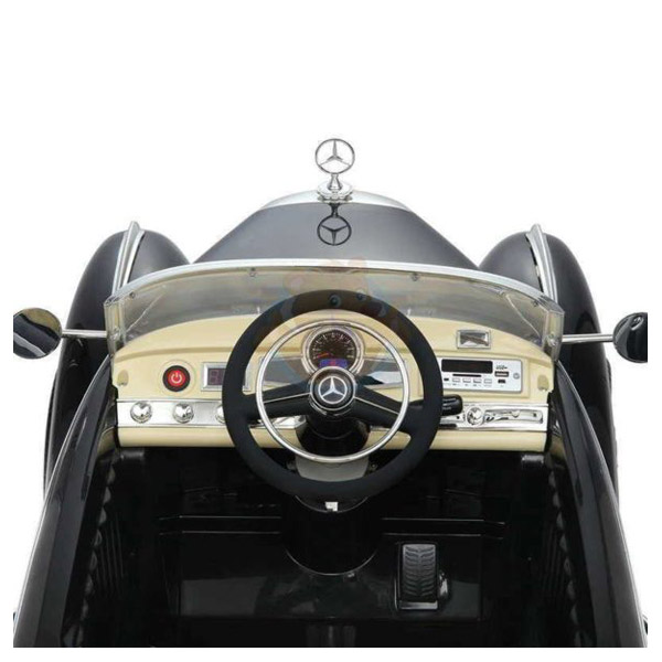 Mercedes 300S Kinderauto 12