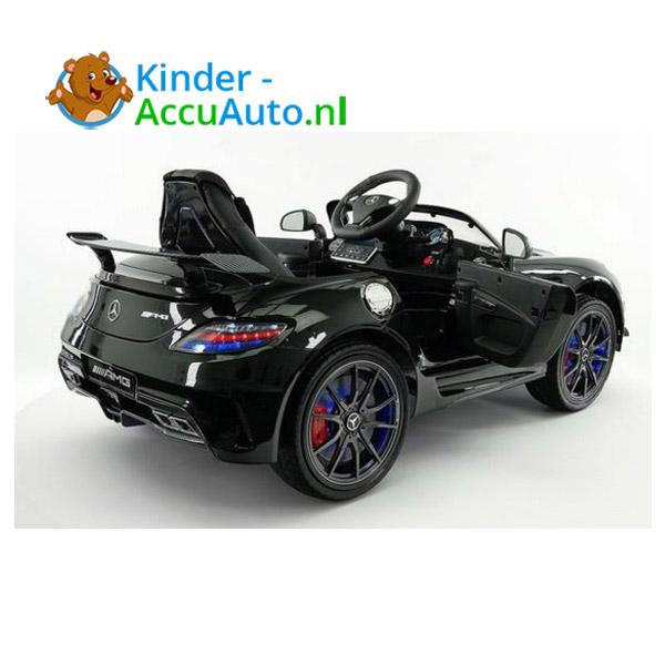 Mercedes SLS Zwart Kinderauto 3