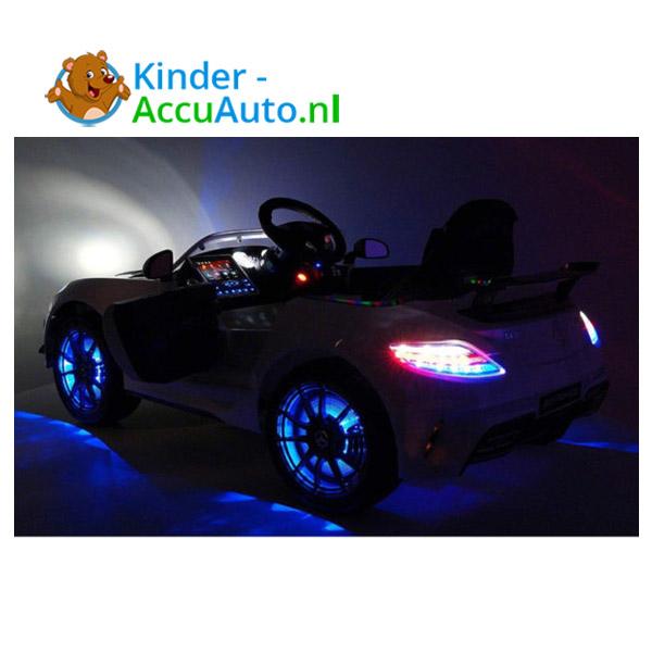 Mercedes SLS Zwart Kinderauto 5