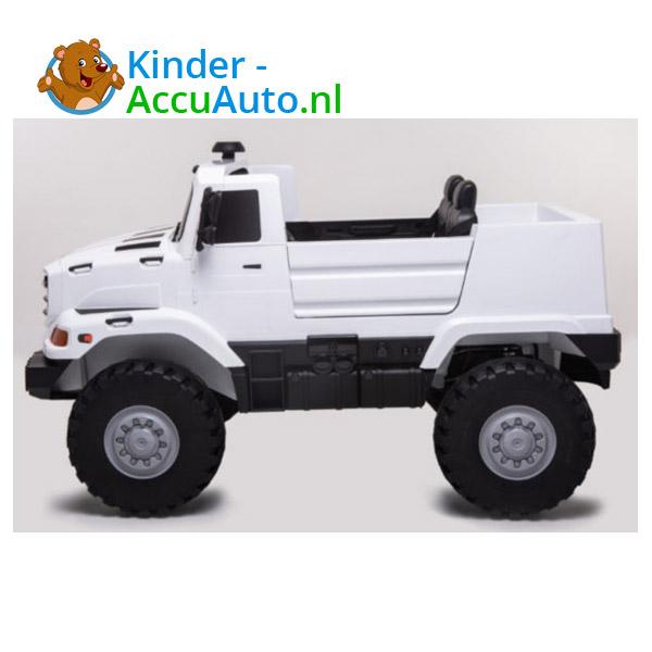 Mercedes Zetros Wit Kinderauto 4