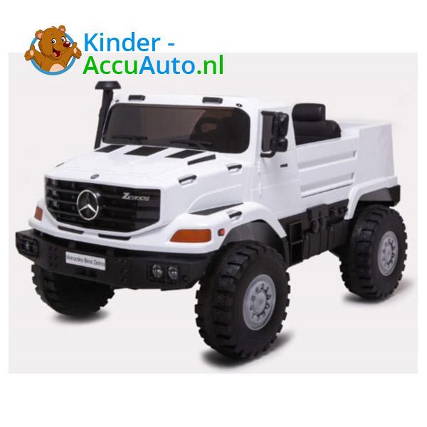 Mercedes Zetros Wit Kinderauto 5