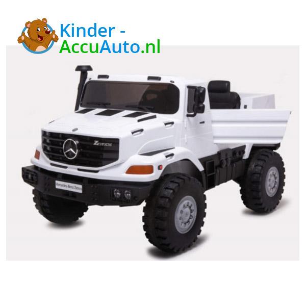 Mercedes Zetros Wit Kinderauto 6