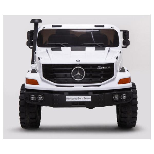 Mercedes Zetros Wit Kinderauto 7