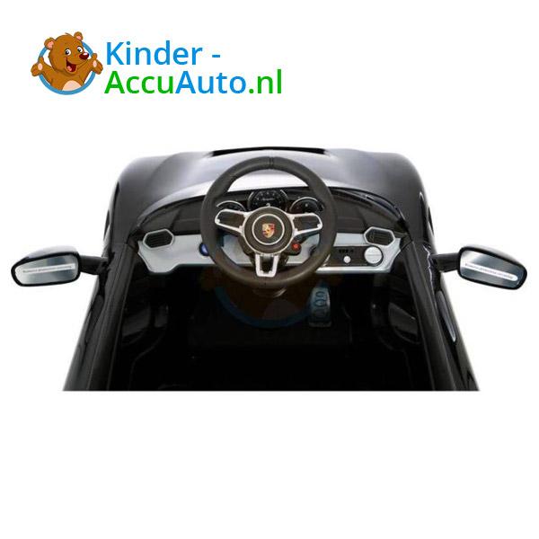 Porsche 918 Spyder Kinderauto Zwart 7