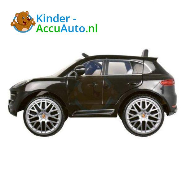 Porsche Macan Kinderauto Zwart 4