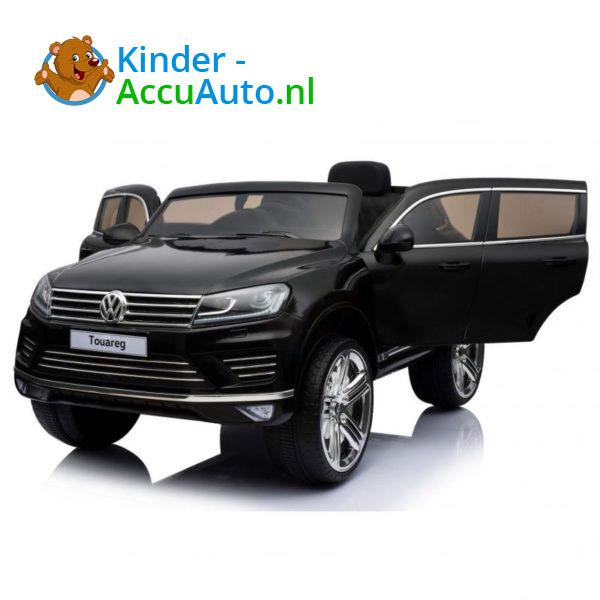 Volkswagen Touareg Kinderauto Zwart 1