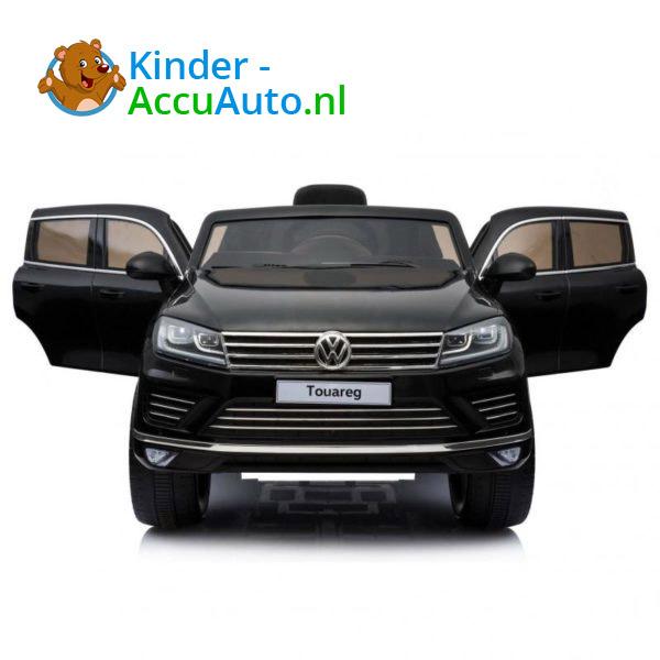 Volkswagen Touareg Kinderauto Zwart 12