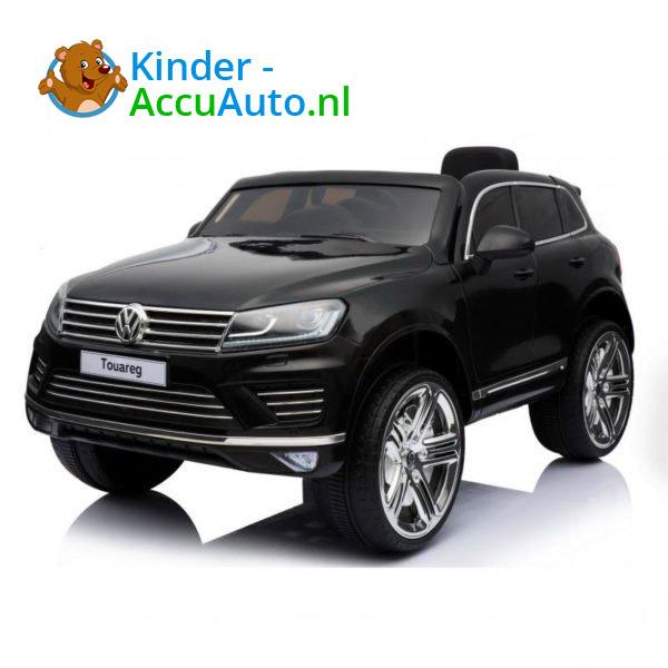 Volkswagen Touareg Kinderauto Zwart 14