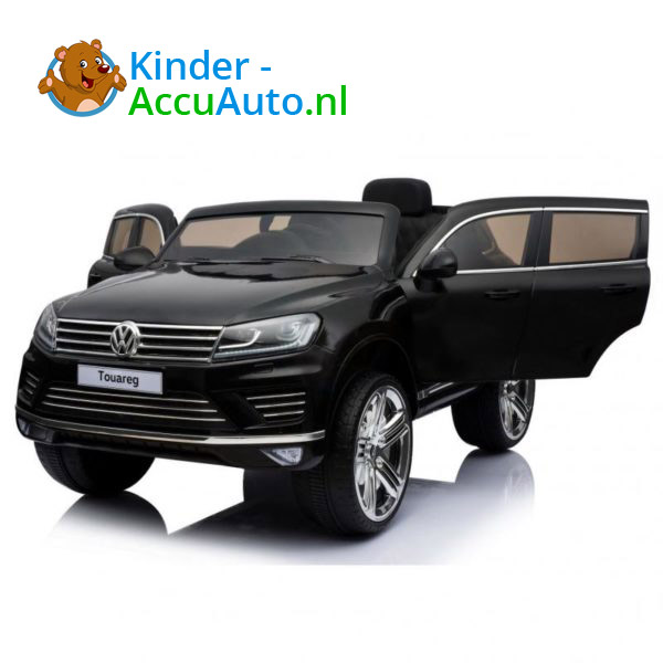 Volkswagen Touareg Kinderauto Zwart 4