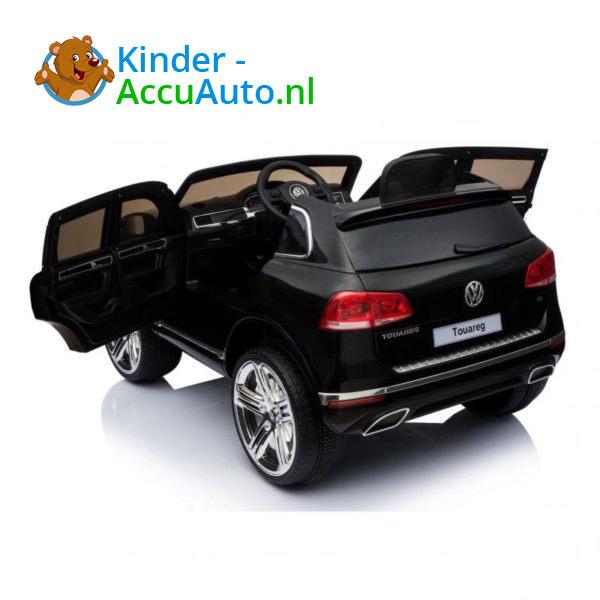 Volkswagen Touareg Kinderauto Zwart 5