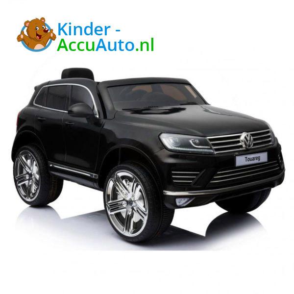 Volkswagen Touareg Kinderauto Zwart 6
