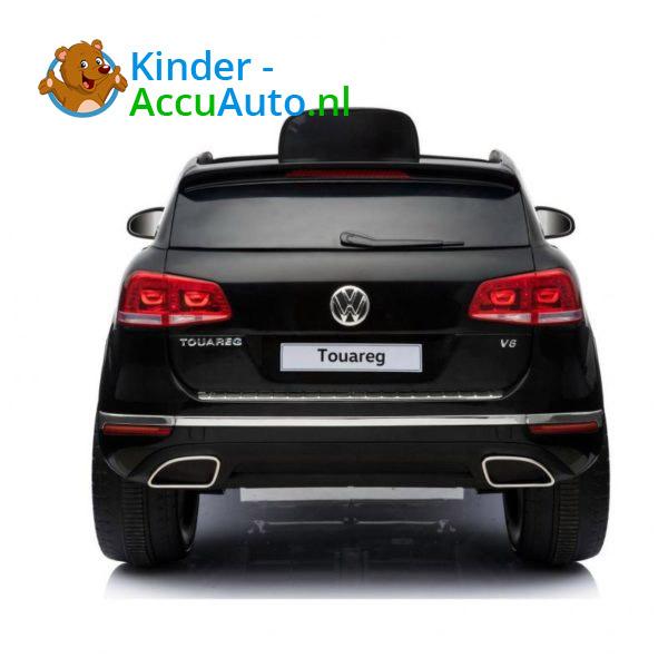 Volkswagen Touareg Kinderauto Zwart 8
