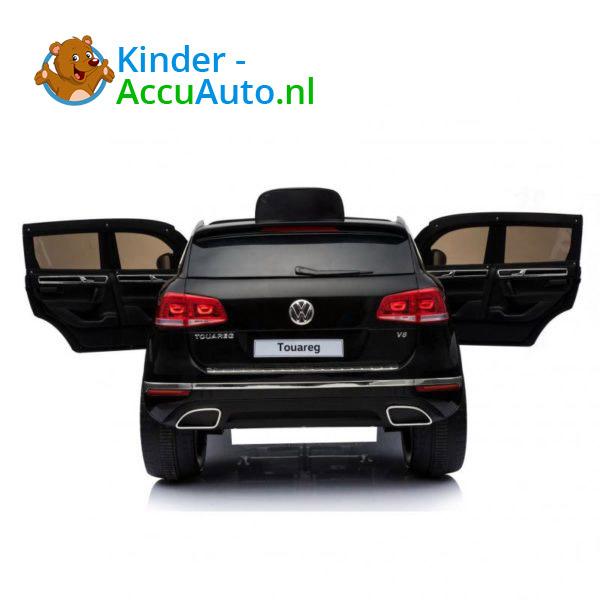 Volkswagen Touareg Kinderauto Zwart 9