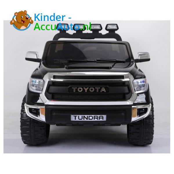 Toyota tundra kinderauto zwart 3