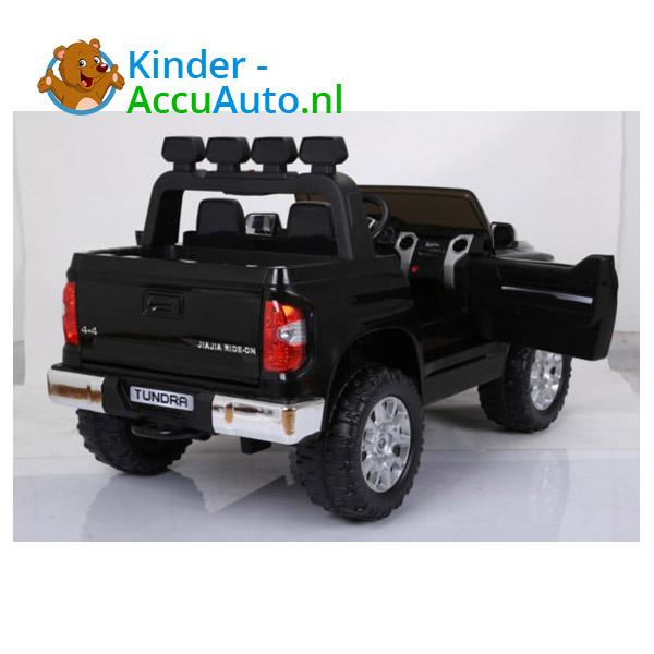 Toyota tundra kinderauto zwart 4