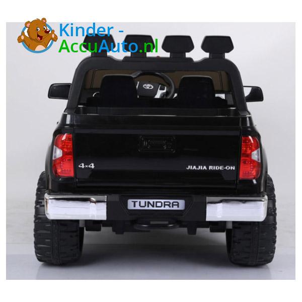 Toyota tundra kinderauto zwart 8